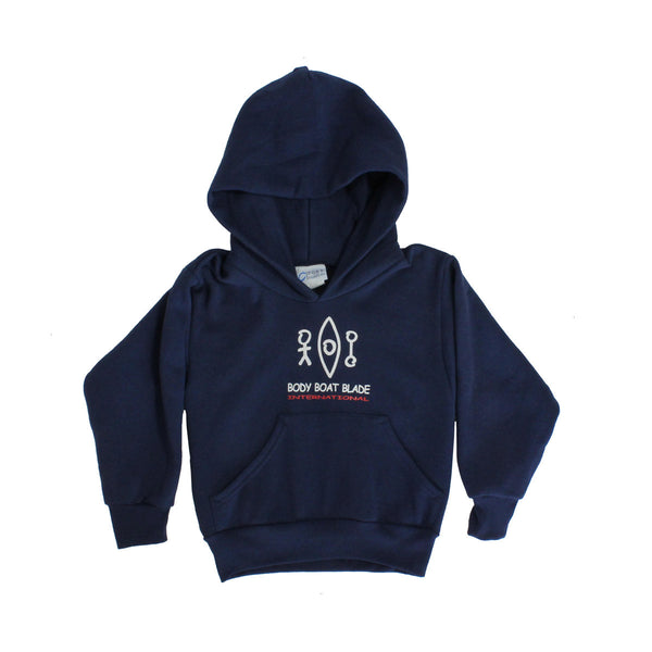 Body Boat Blade Kids Hoody Navy