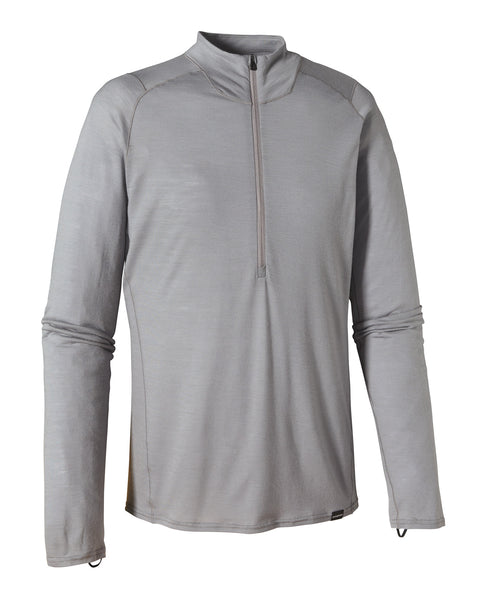 Patagonia Men's Merino 2 Lightweight Zip Neck