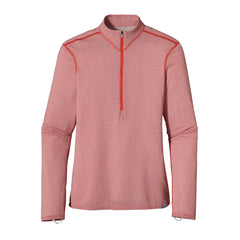 Patagonia Womens Capilene 2 Lightweight Zip Neck