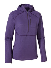 Patagonia Women's Capilene® 4 Expedition Weight 1/4 Zip Hoody