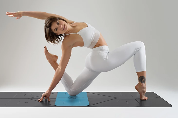 liforme yoga pad extra support