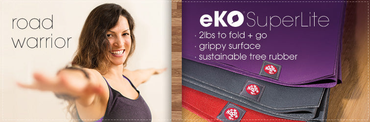 Manduka superlite banner