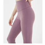 (BOTTOM) MLP0904-NC - Rosy Brown - goYOGA Outlet