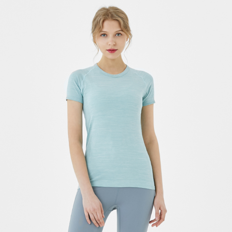 (TOP) MLT0814 - Ash Mint - goYOGA Outlet