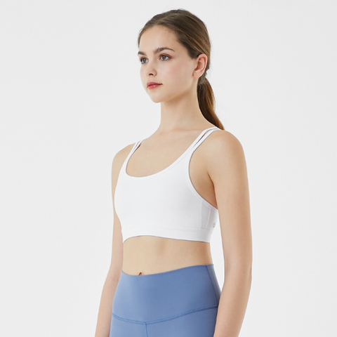 (TOP) MLT0207 - White - goYOGA Outlet