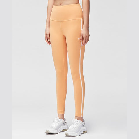 (BOTTOM) MLP0909 - Peach Yellow - goYOGA Outlet