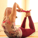 Infinity Strap STRETCH - Dragonfruit - goYOGA Outlet