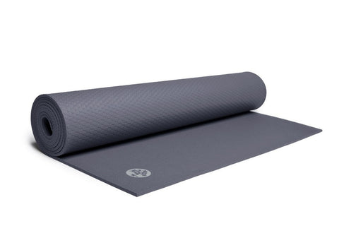"Manduka PROlite Mat 79"" Long - Thunder - goYOGA Outlet"