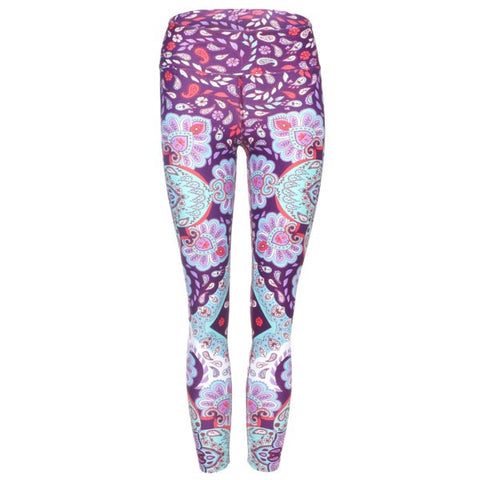 Dharma Bums Electric Boho (7/8 length) - goYOGA Outlet