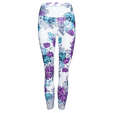 Dharma Bums Bloom (7/8 length) - goYOGA Outlet