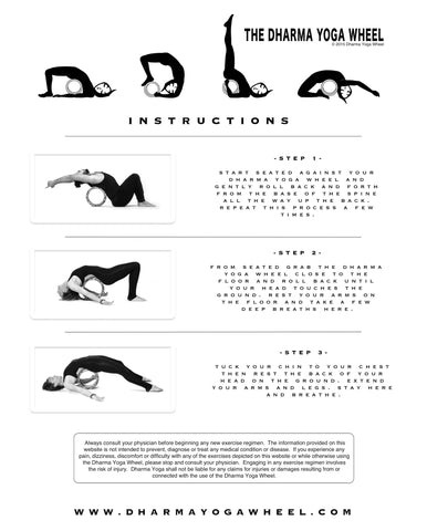 DYW Instructions - goYOGA Outlet
