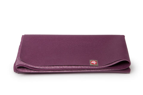 Manduka eKO SuperLite® Travel Mat - Acai - goYOGA Outlet