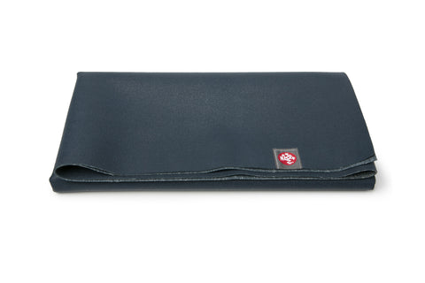 Manduka eKO SuperLite® Travel Mat - Midnight - goYOGA Outlet