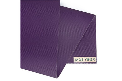 "Jade Yoga - Travel Mat 68"" Purple - goYOGA Outlet"