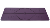 Liforme Yoga Mat - Purple Earth - goYOGA Outlet