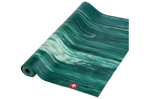 Manduka eKO Superlite Yoga Mat Deep Forest Marbled