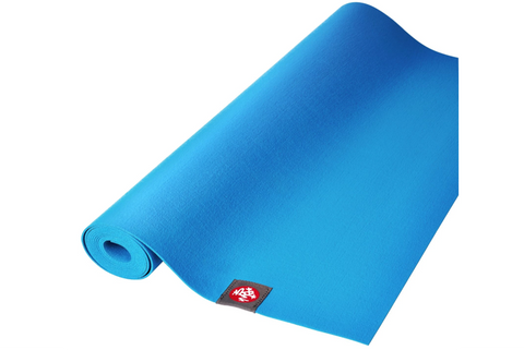 Manduka eKO SuperLite® Travel Mat - Dresden Blue