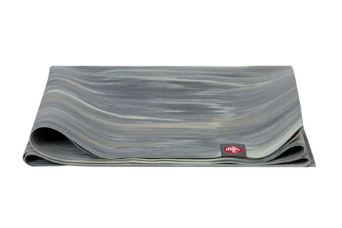 Manduka eKO SuperLite® Travel Mat - Thunder Marbled - goYOGA Outlet