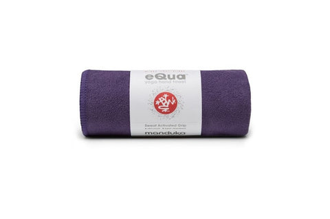 Manduka eQua Hand Towel - Magic - goYOGA Outlet