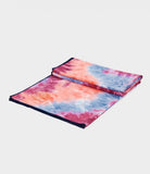 Manduka eQua Mat Towel - Ammonite - goYOGA Outlet