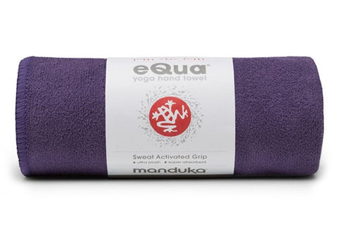 Manduka eQua Mat Towel - Magic - goYOGA Outlet