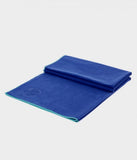 Manduka eQua Mat Towel - New Moon - goYOGA Outlet