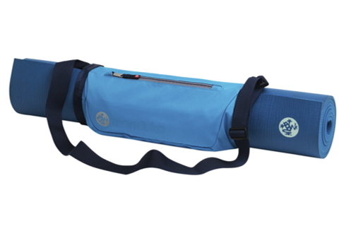 Manduka GO Play 3.0 - Cyan - goYOGA Outlet