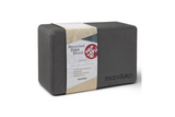 Manduka Recycled Foam Block - Thunder - goYOGA Outlet