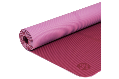 Manduka Welcome Yoga Mat - Magenta Haze - goYOGA Outlet