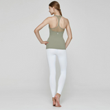 (TOP) MT1491 Khaki Grey - goYOGA Outlet