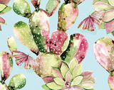 Sugarmat - Pink Succulents