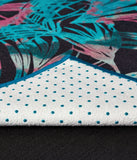 yogitoes - Tropic Black - goYOGA Outlet