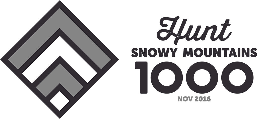 Hunt Bikes Snowy Mountains 1000