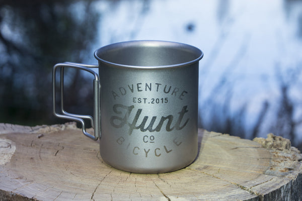 Titanium ultralight Mug 450ml