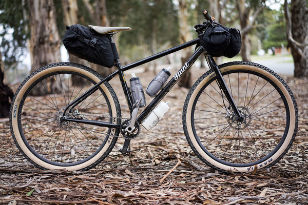 29+ Bikepacking/Singletrack Frame and Fork