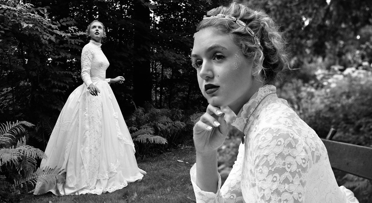 Specializing in Vintage Wedding Dresses