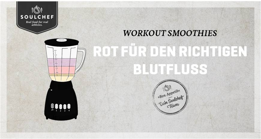 Workout Smoothies: Rot