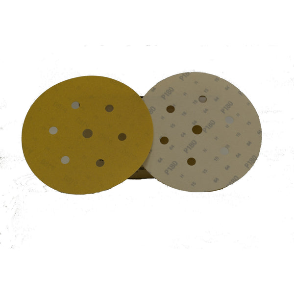 DA SANDING DISCS - 150MM - Parma Automotive