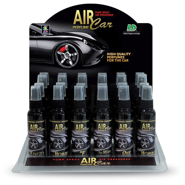Car Air Perfume Pump  -  60ML - Parma Automotive