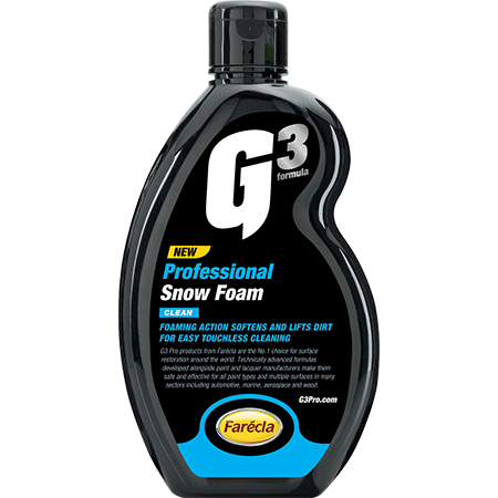 G3 Professional Snow Foam - Parma Automotive