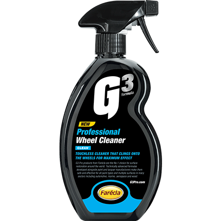 G3 Professional Wheel Cleaner - Parma Automotive