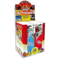 Box of 50 Hanging Air Fresheners - Parma Automotive