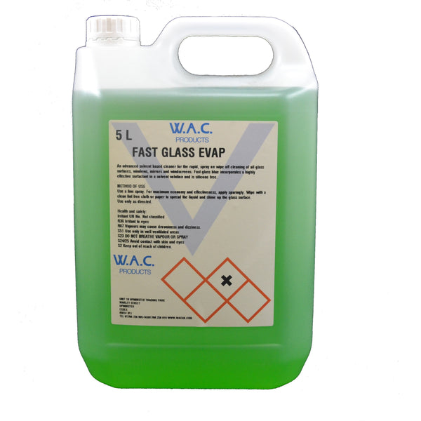 FAST GLASS EVAP - Parma Automotive