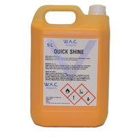 Quick Shine - 5 Litres - Parma Automotive