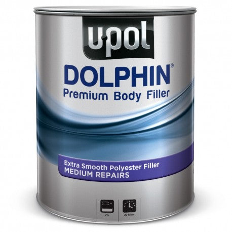 UPOL DOLPHIN MEDIUM DEPTH FILLER - 3L