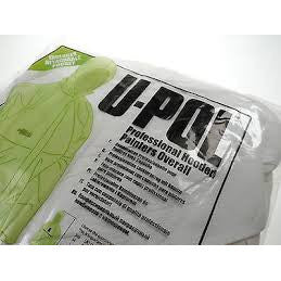 Maximm hooded painters overalls (Large) - Parma Automotive