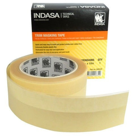 Indasa Trim Masking Tape (45mm x 10m) - Parma Automotive