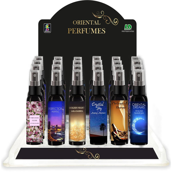 ORIENTAL PERFUMES PUMP AIR FRESHENER - Parma Automotive