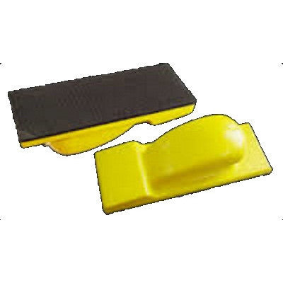 Flat Yellow Sanding Block - Parma Automotive