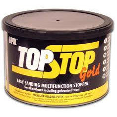 U-POL Top Stop Gold Polyester Stopper 1.1L - Parma Automotive